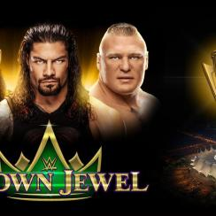 WWE Crown Jewel: Saudi Arabia show on November 2