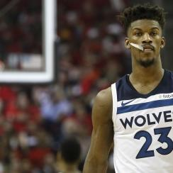 Jimmy Butler requested trade from Timberwolves