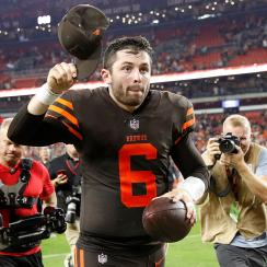 Twitter reacts to Browns win