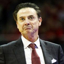 Rick Pitino: Louisville coach launches Twitter, with issues