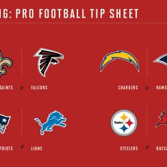 NFL Week 3 betting guide: Odds, picks for every game
