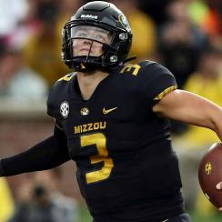 Drew Lock: Missouri vs. Georgia a test for top 2019 NFL draft QB
