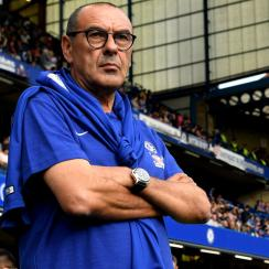 Maurizio Sarri has enjoyed success at Chelsea FC