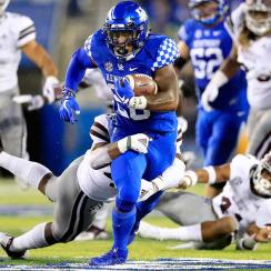 Kentucky vs. Mississippi State: Wildcats bully Bulldogs