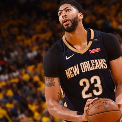 Anthony Davis signs with Klutch Sports