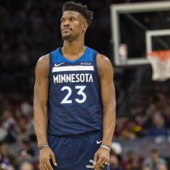 Cavaliers interested in Jimmy Butler