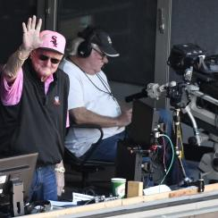 Ken Harrelson, White Sox Broadcaster, white sox, chicago, Ken Harrelson final game, hawk
