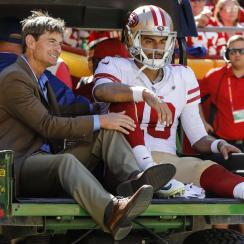 Jimmy Garoppolo injury update