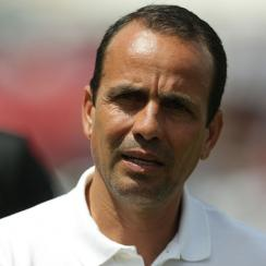 Oscar Pareja is FC Dallas's head coach