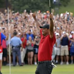 tiger woods tour championship masters odds 2019 comeback