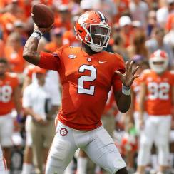 Kelly Bryant transfers after Clemson names Trevor Lawrence starters
