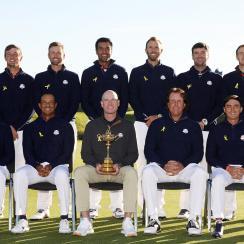 U.S. Ryder Cup pairings preview teammates justin thomas tiger woods