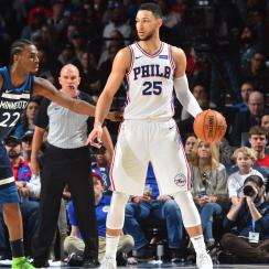 Timberwolves wanted Ben Simmons in Jimmy Butler deal