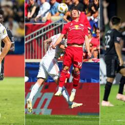 The LA Galaxy, New York Red Bulls and DC United all net big wins in MLS
