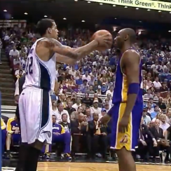 Kobe Bryant-Matt Barnes GIF: Barnes comments on new angle (video)