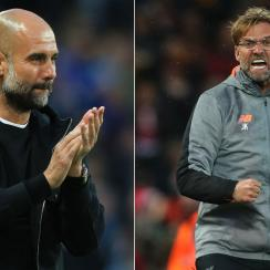 Liverpool hosts Manchester City in a key Premier League clash