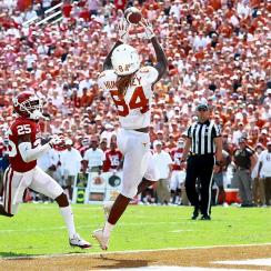 Oklahoma defense, Mike Stoops come up small in Texas Red River rivalry win