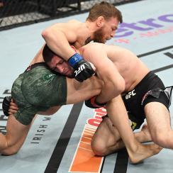 McGregor vs. Khabib