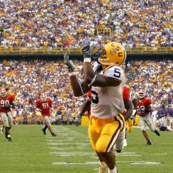 LSU vs. Georgia 2003: Death Valley's best day ever