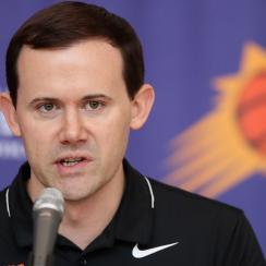 Suns fire GM Ryan McDonough