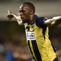 Usain Bolt goal video: Scores twice in pro soccer game