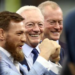 conor mcgregor, cowboys, jaguars, conor mcgregor throws a football, dak prescott, dallas cowboys, connor mcgregor vs khabib nurmagomedov, khabib nurmagomedov, ufc 229