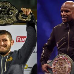 khabib nurmagomedov, floyd mayweather, khabib vs mayweather, mayweather mcgregor, conor mcgregor, khabib mayweather, UFC 229
