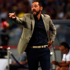 Pablo Machin has Sevilla currently sitting in first place in La Liga