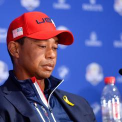 Tiger Woods tired Ryder Cup le golf national