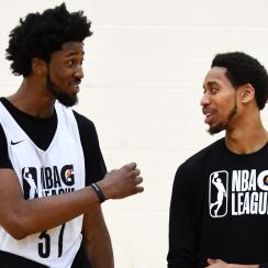 2018 G-League Elite Mini Camp - Day 1