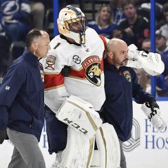 NHL: OCT 06 Panthers at Lightning