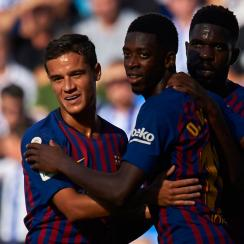 Messi's injury opens the door for Coutinho, Dembele to shine at Barcelona
