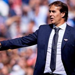 Julen Lopetegui has struggled as manager of Real Madrid