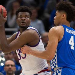 College basketball rankings: Kansas, Kentucky lead preseason AP Top 25