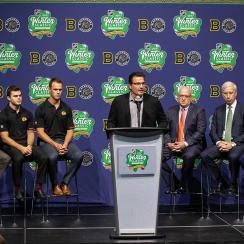 2019 Bridgestone NHL Winter Classic Press Conference