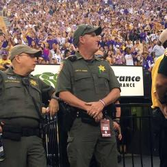 LSU vs. Alabama: How Tiger Stadium law enforcement handles Baton Rouge game day