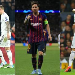 Barcelona and Juventus are in fine form, while Real Madrid has struggled in the Champions League