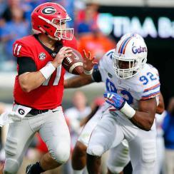 Florida vs. Georgia: Final score, highlights as Bulldogs take control of SEC East