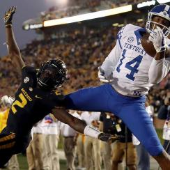 Kentucky vs. Missouri: Terry Wilson leads Wildcats to SEC East first place