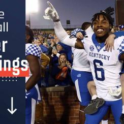 College Football Playoff rankings: Power Rankings set up SEC East and West showdowns