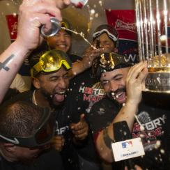 Red Sox play 'New York, New York' in World Series celebration (video)