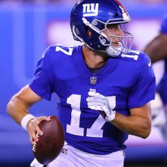 Giants, new york giants, eli manning, Kyle Lauletta arrested, Kyle Lauletta