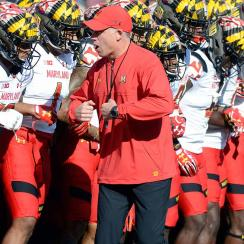 Maryland football: DJ Durkin's return violates all possible moral codes