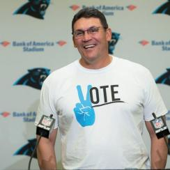 Ron Rivera voting shirt