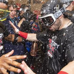 Red Sox World Series Party