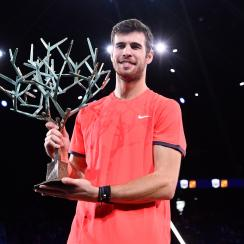 Karen Khachanov Paris Masters 1000