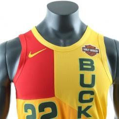 Bucks City Edition Uniforms