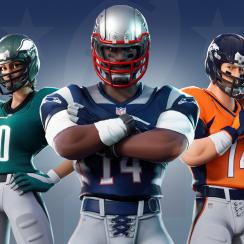 Fortnite NFL skins: Football uniforms available for purchase Nov. 9