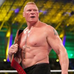 Brock Lesnar WWE contract: WrestleMania included, UFC return allowed