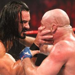 WWE wrestling news: Story behind Kurt Angle-Drew McIntyre match